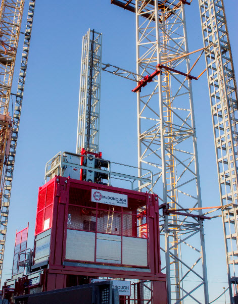 Construction Hoists